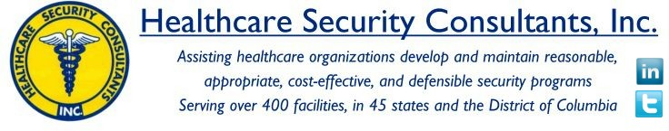 Healthcare Security Consultants
